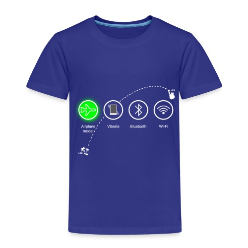 airplane_flight - Toddler Premium T-Shirt