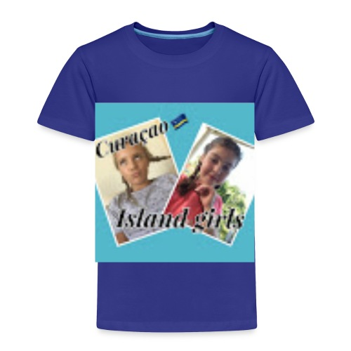 IslandGirls - Toddler Premium T-Shirt