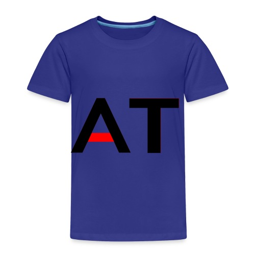 AdrenalineTech Logo Design - Toddler Premium T-Shirt