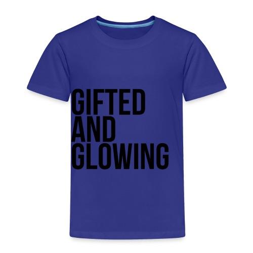 gifted_black - Toddler Premium T-Shirt