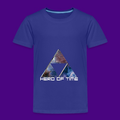 Hero Of Time - Toddler Premium T-Shirt