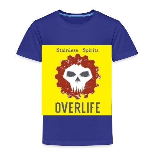Stainless Spirits-Overlife Cup - Toddler Premium T-Shirt