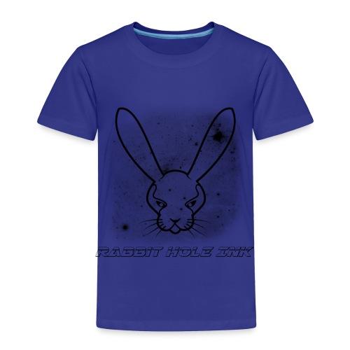 Rabbit Hole Ink Representing - Toddler Premium T-Shirt