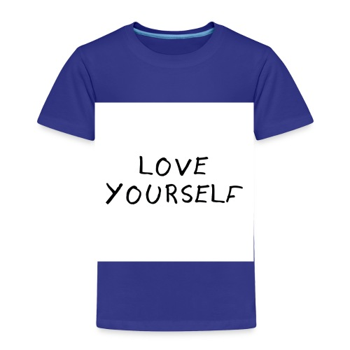 loveyourself - Toddler Premium T-Shirt