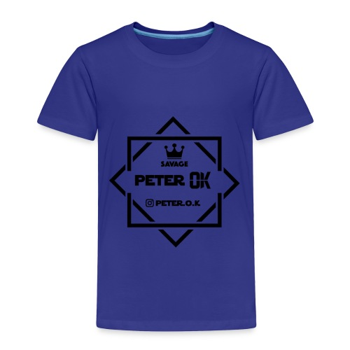 Brand PeterOK Merchandise - Toddler Premium T-Shirt