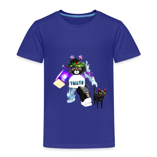 Rockstarpuppy360 - Toddler Premium T-Shirt