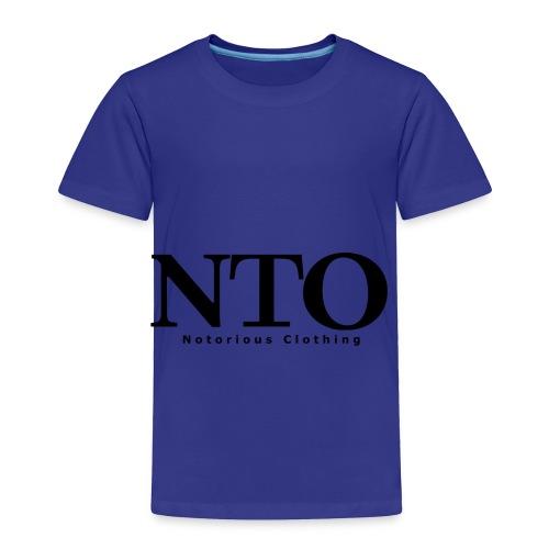 Notorious_Clothing - Toddler Premium T-Shirt