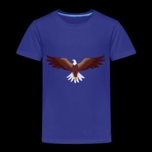 Eagle Logo - Toddler Premium T-Shirt