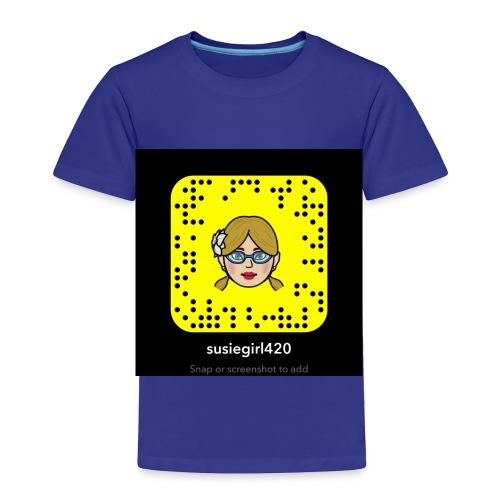 Susiegirl420 - Toddler Premium T-Shirt