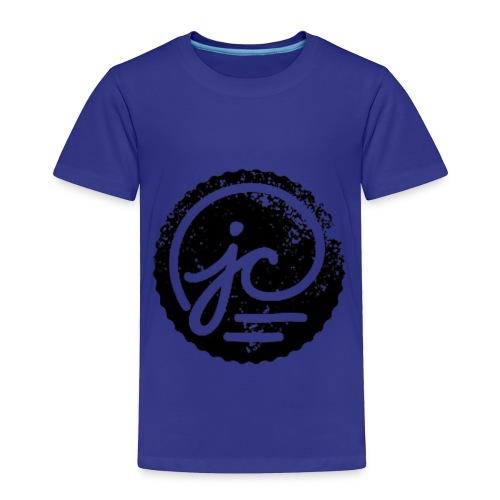 JoshuaCyrtisLogo - Toddler Premium T-Shirt