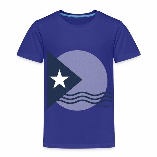 Todos Unidos for Puerto Rico - Toddler Premium T-Shirt