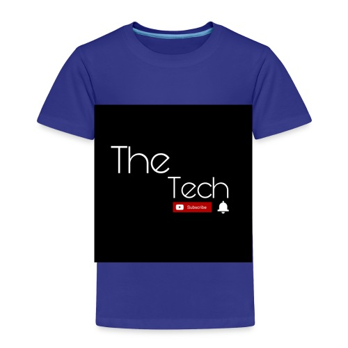 The Tech t-shirts - Toddler Premium T-Shirt