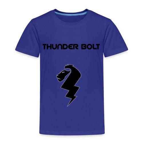 Lion thunder merch shop - Toddler Premium T-Shirt