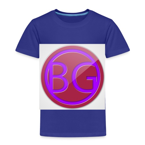 Brother Gaming 2016 logo apparel - Toddler Premium T-Shirt
