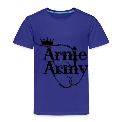 Arnie Army - Toddler Premium T-Shirt