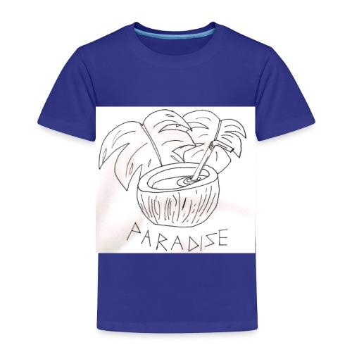 Coconut paradise - Toddler Premium T-Shirt