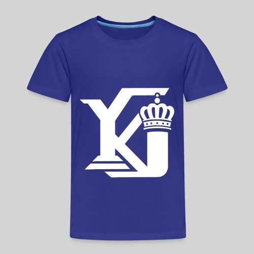 Evolve Sports Young King 17 - Toddler Premium T-Shirt