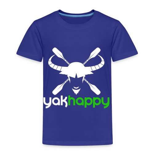 Yakhappy Logo Light - Toddler Premium T-Shirt