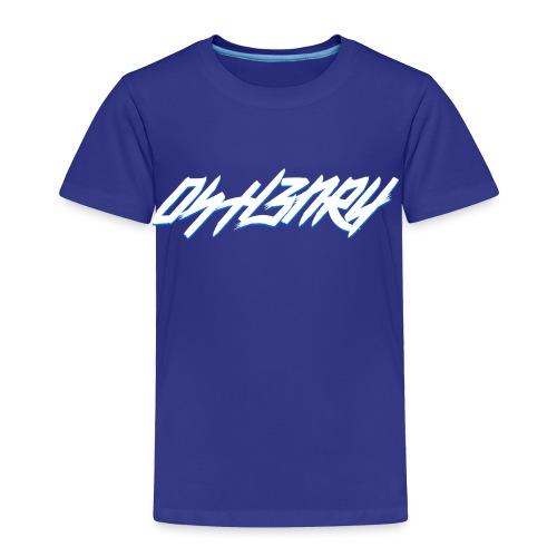 0hH3NRY - Toddler Premium T-Shirt
