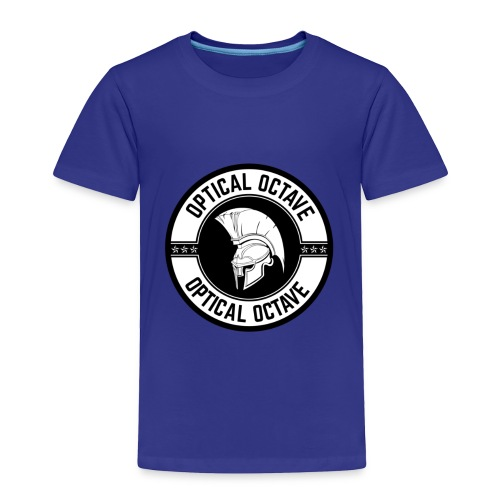 Optical Octave Logo - Toddler Premium T-Shirt