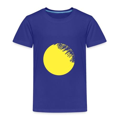 moon - Toddler Premium T-Shirt