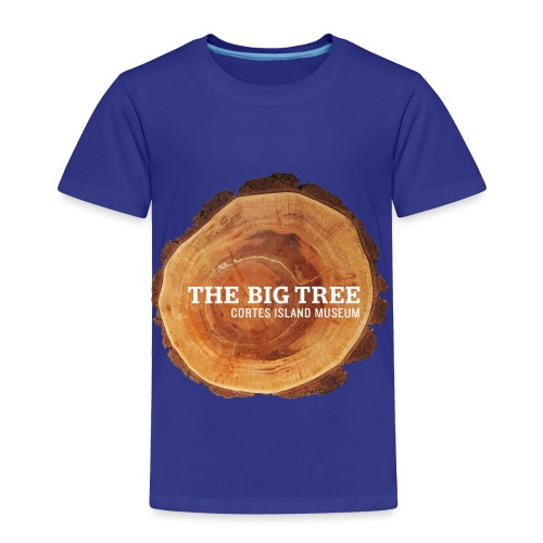 The Big Tree - Toddler Premium T-Shirt