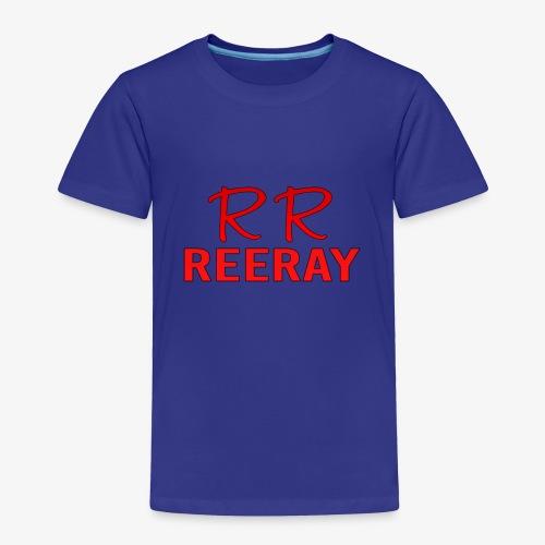 ReeRay YouTube Channel Logo - Toddler Premium T-Shirt