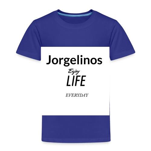 Jorgelinos Life - Toddler Premium T-Shirt