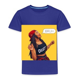 Bruh - Toddler Premium T-Shirt