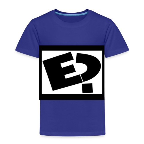 Rated E - Toddler Premium T-Shirt