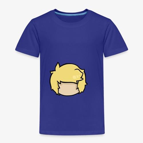 head outline - Toddler Premium T-Shirt