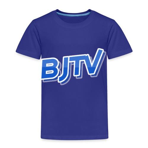 BJTV - Toddler Premium T-Shirt