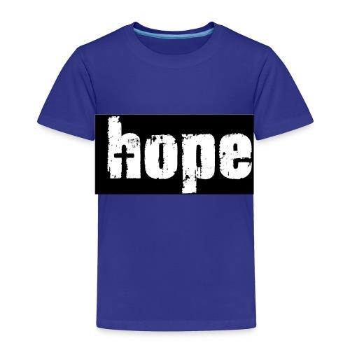 1-Hope - Toddler Premium T-Shirt