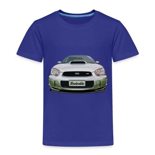 Subaru WRX Second Generation - Toddler Premium T-Shirt