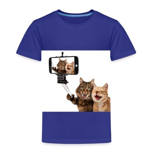 selfi-wallpaper-10928212 - Toddler Premium T-Shirt