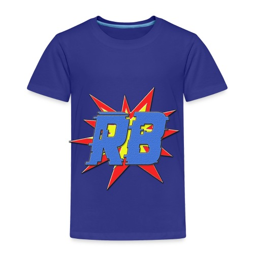 Ronbon Logo - Toddler Premium T-Shirt
