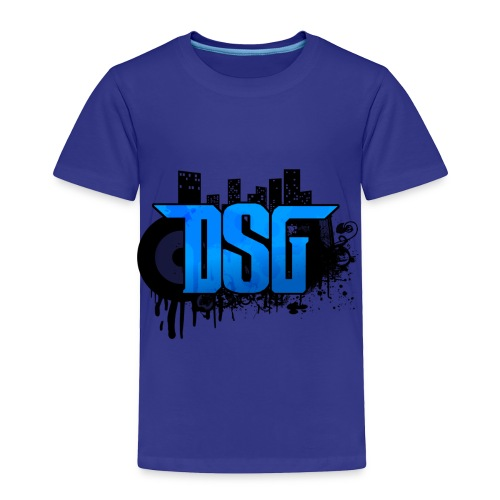 DSG Graffiti - Toddler Premium T-Shirt