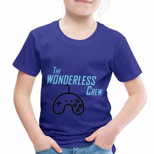 The Wonderless Crew Logo - Toddler Premium T-Shirt