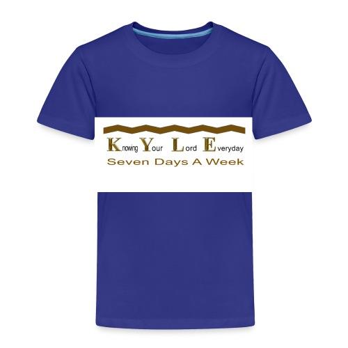 DONE_CD_151_001 - Toddler Premium T-Shirt