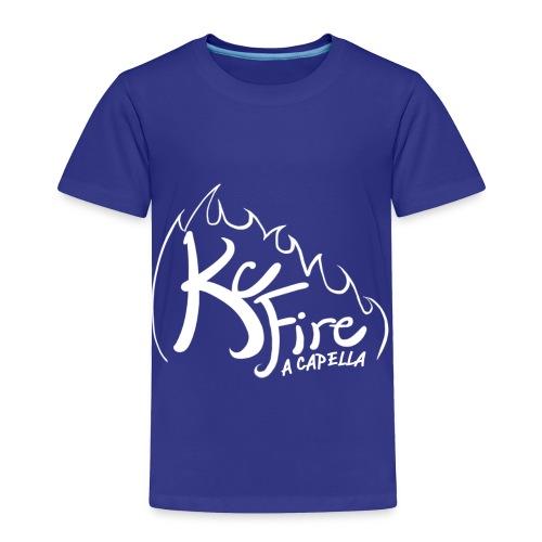 KC Fire Bright Design - Toddler Premium T-Shirt