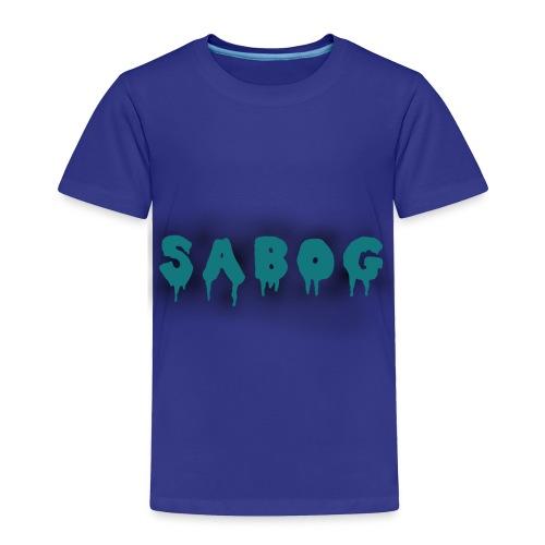 Sabog - Toddler Premium T-Shirt