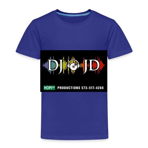 DJ JD - Toddler Premium T-Shirt