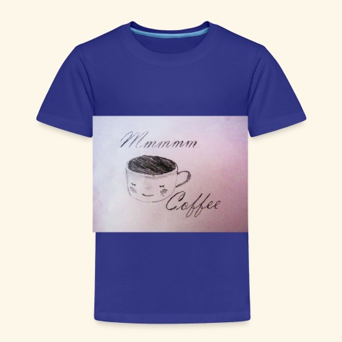 coffee - Toddler Premium T-Shirt