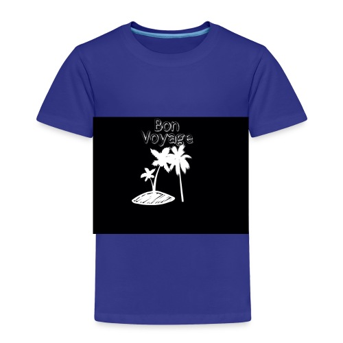 Vacation - Toddler Premium T-Shirt