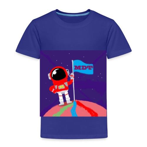 MiX DuDeZz Tv Warehouse - Toddler Premium T-Shirt