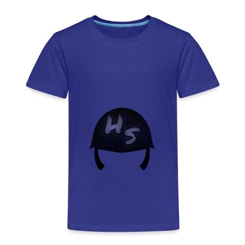 HistorySoldier Logo - Toddler Premium T-Shirt