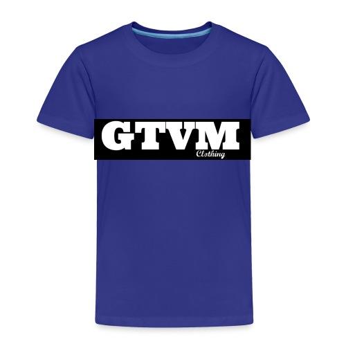 GTVMclothing - Toddler Premium T-Shirt