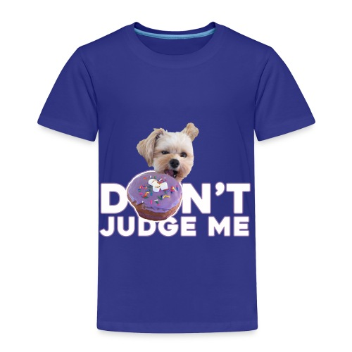Popeye Don't Judge - Toddler Premium T-Shirt