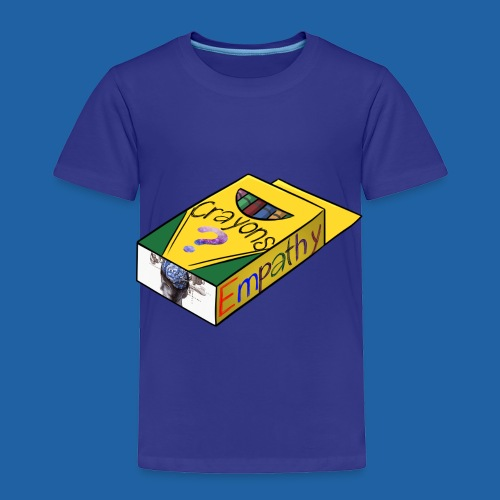 Colors of Empathy - Toddler Premium T-Shirt