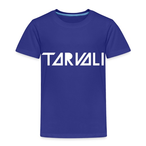 Tarvali White Logo - Toddler Premium T-Shirt